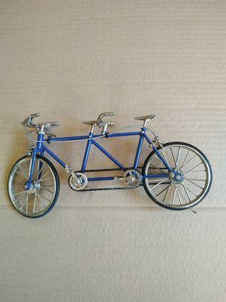 Bicicleta decoración