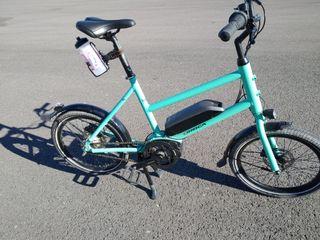 Bicicleta Katu Orbea electrica E-30