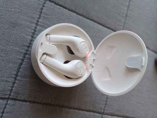 Auriculares Bluetooth Motorola Vervebuds 500