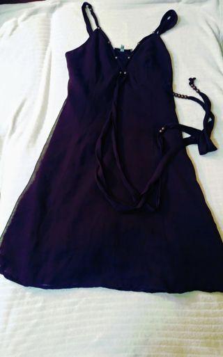Vestido seda See by Chloe