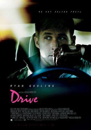 DRIVE - Ryan Gosling (Póster_Cartel_Cine)
