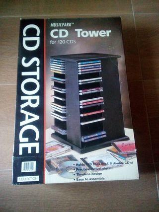 Torre para Colocar CD'S