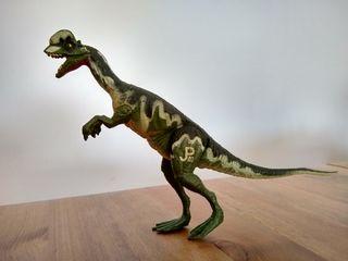 Jurassic Park. Dilophosaurus