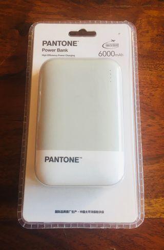 Batería externa NUEVA mod.Pantone 6000mAh