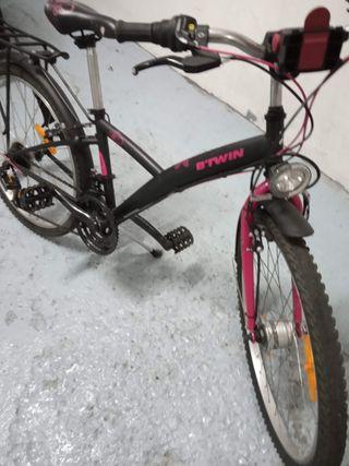 """Bicicleta 24"""" B win"""