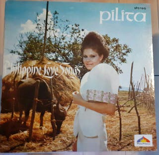 vinilo Pilita - Philippine Love Songs