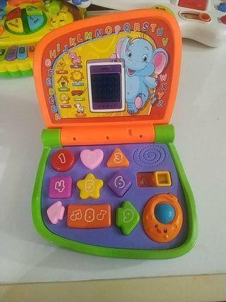 ordenador bebe