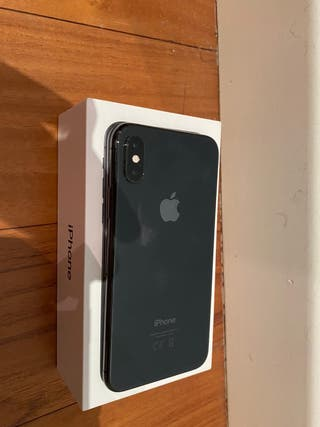 Iphone XS 64gb Negro