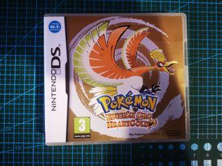 Pokemon HeartGold Oro NDS