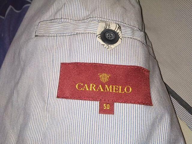 Americana CARAMELO Nueva Con etiqueta