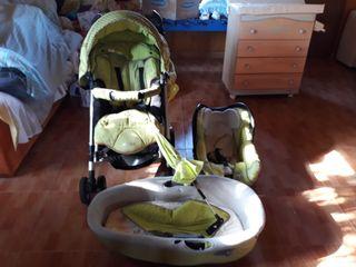 carrito para bebe