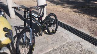 Bicicleta de descenso/montaña