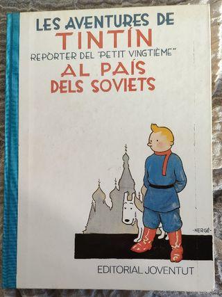Tintin al país dels soviets