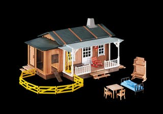 Playmobil Western casa del oeste 6410
