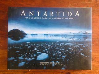 Libro fotografías ANTÁRTIDA