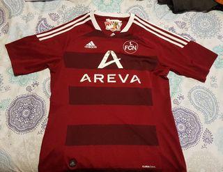 Camiseta fútbol Nuremberg
