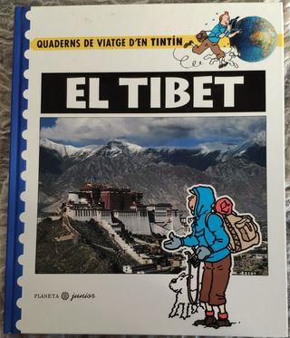 Quaderns de viatge d'en Tintin. El Tibet