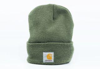 Gorro Carhartt verde