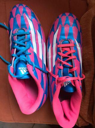 Botas de fútbol Adidas f5