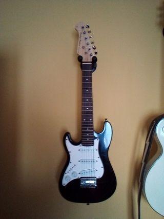 Guitarra electrica niños ZURDO