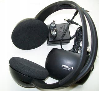Cascos inalambricos philips