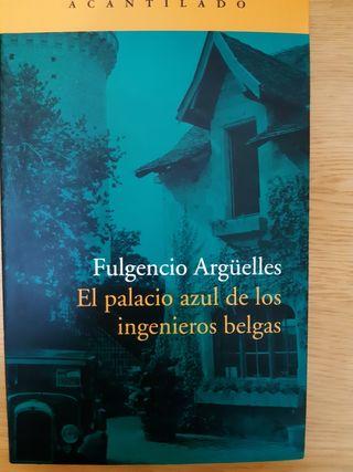 Palacio azul de los ingenieros belgas