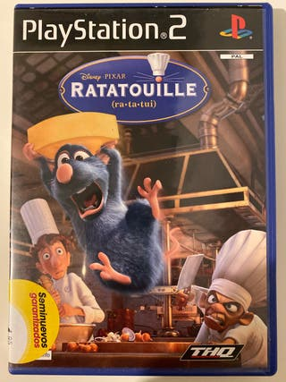 Ratatouille Playstation 2 en perfecto estado
