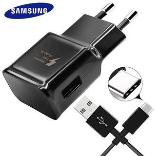 Cargador tipo c Samsung EP-TA20EBE (15W) Nuevo