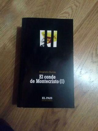 Libro-El conde de Montecristo