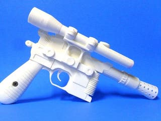 Pistola Han Solo Star Wars