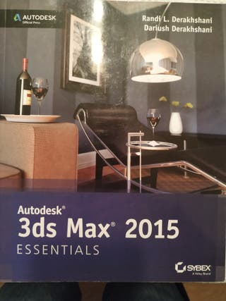 Manual Autodesk oficial 3ds Max 2015