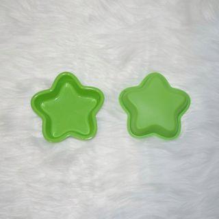 Pack 4 Moldes Estrellas