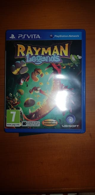 Rayman Legend psvita
