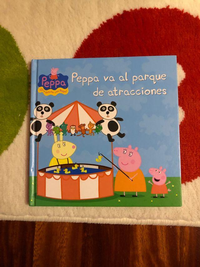 Pepa va al parque de atracciones