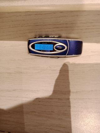 mp3 / radio / grabadora BLUE:SENS de 1 GB