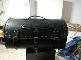 Baúl para moto Custom