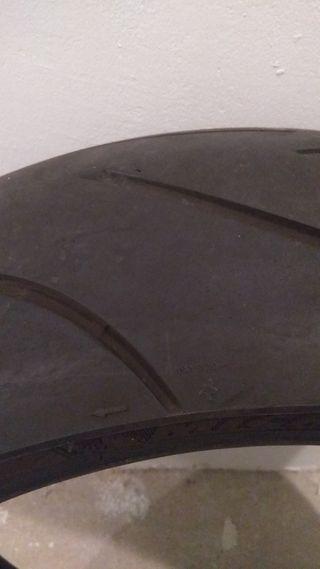 Neumático moto Michelin Pilot