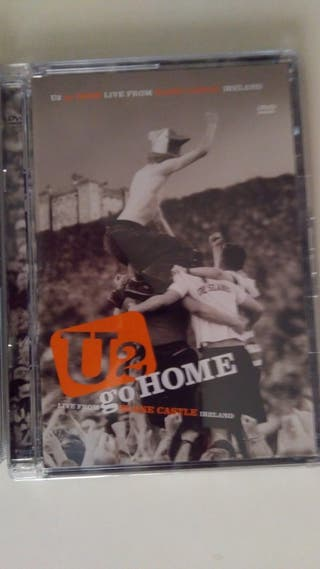 DVD concierto U2