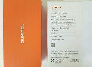 Oukitel C8 5'5
