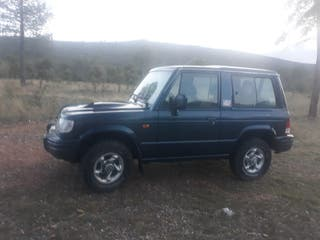 Galloper Exceed 2000