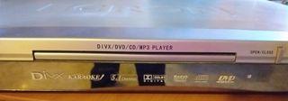 DVD ECRON - KARAOKE/...ect - CON MANDO.
