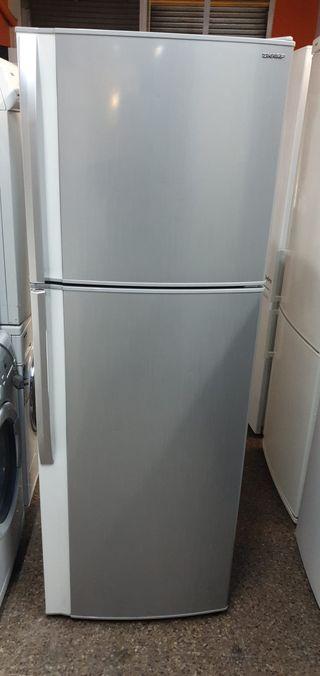 Nevera 175cm gris