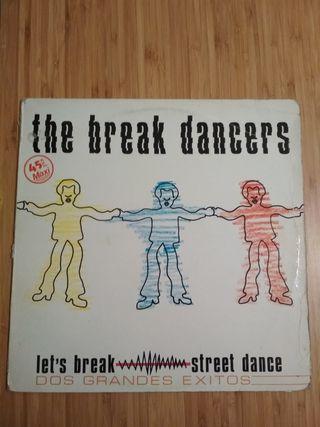 vinilo The Break dancers 1984