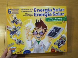 Maquinas que funcionan con energía solar