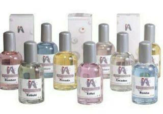 Colonia perfume Iberaroma