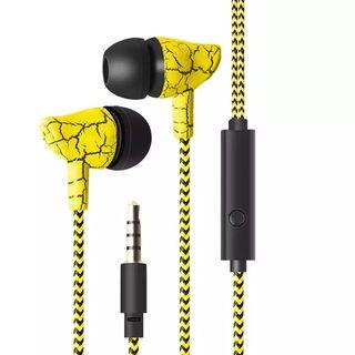 Auriculares cableados 3.5mm Súper Bass