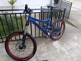 Bici enduro specialized sx trail 26