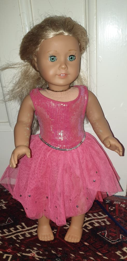 American doll in good condition