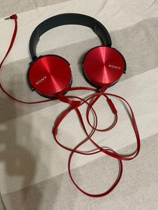 Sonny auriculares Extra bass xb450