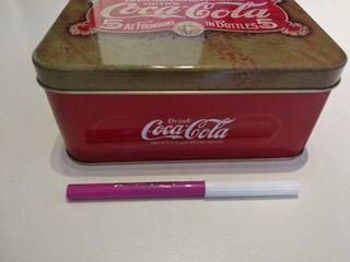 Caja Coca Cola